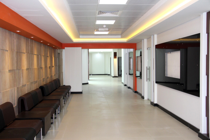 Administration Offices For Emirates Driving Institute In Al Qusais