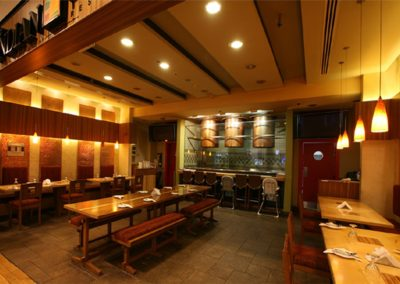 Indian Pavilion Restaurant (Mall of the Emirates)