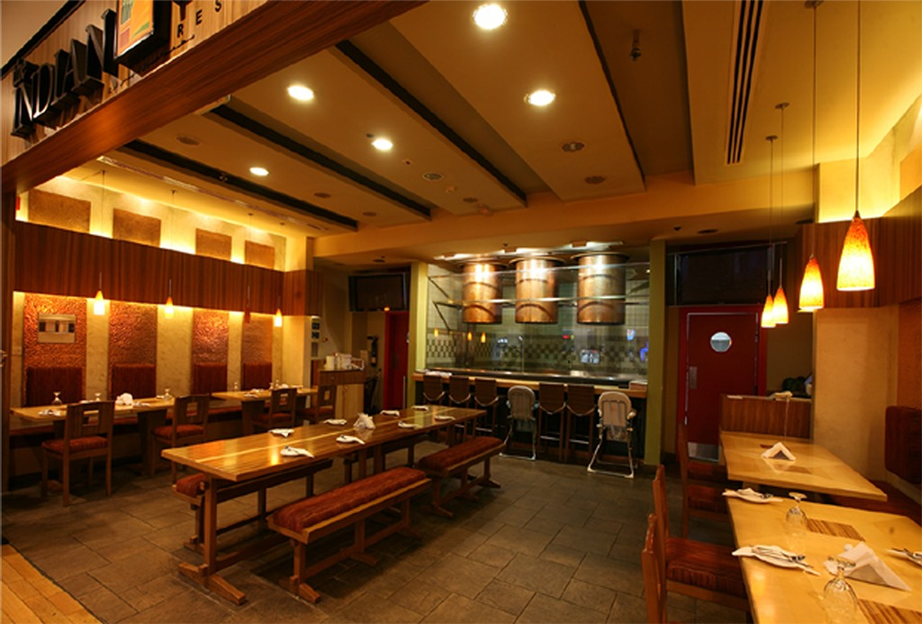 Indian Pavilion Restaurant Mall Of The Emirates