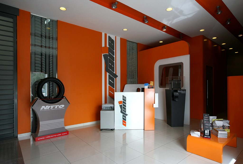 Car Detailing Shop for Octane in Al Quoz