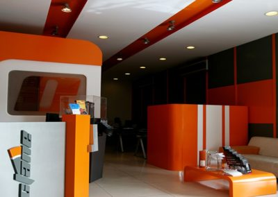 Car Detailing Shop for Octane at Al Quoz